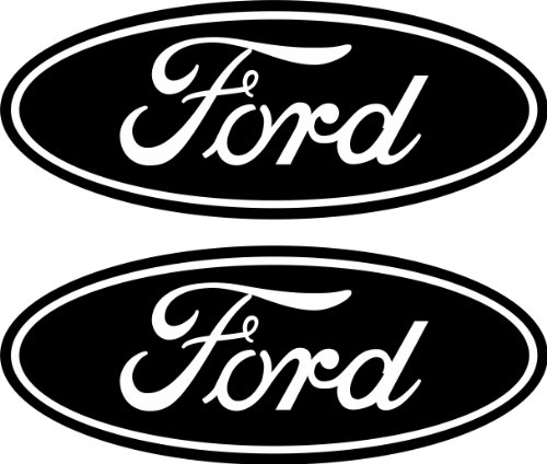ford emblems stickers - 6