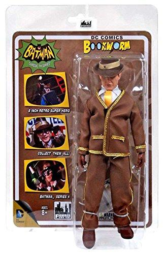 Comic Series Figure - Batman Classic TV Series Action Figures Series 4: Bookworm