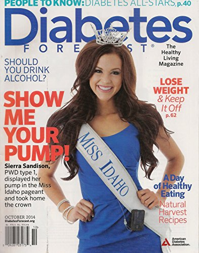 Diabetes Forecast: The Healthy Living Magazine, October 2014 (Vol. 67, No. 10)