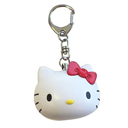 702160245 Amazon.com : Hello Kitty Personal Alarm Keychain - Safety Device - 140 db -  Very Loud : Camera & Photo