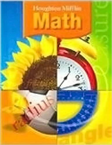 Math Worksheets houghton mifflin math worksheets grade 5 : Houghton Mifflin Math Grade 5: HOUGHTON MIFFLIN: 9780618277223 ...