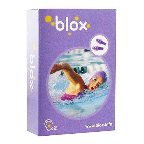 Blox Aquatique Bouchons d'Oreille x2 - Enfant