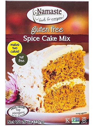 NAMASTE FOODS MIX CAKE SPICE WFGFDF 26OZ