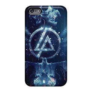 Best Hard Phone Cover For Apple Iphone 6 (QGl5868Dfch) Customized Realistic Linkin Park Pictures