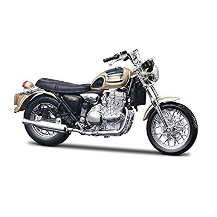 Buy Maisto M34007 346 1 18 Triumph Thunderbird Online At Low Prices