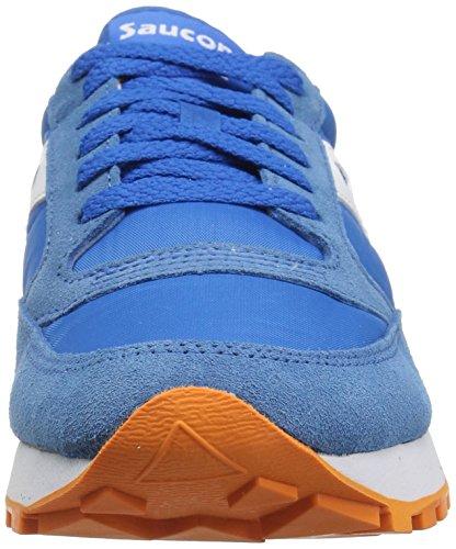 Saucony Jazz Original, Scarpe da Ginnastica Donna Multicolore (Azul /Naranja)