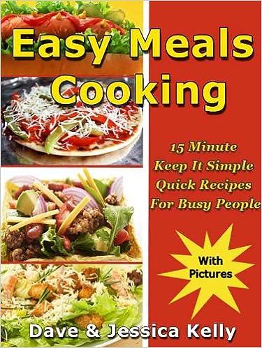 Ilmainen eBook google lataukset Easy Meals Cooking PDF iBook