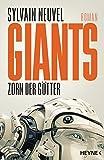Giants - Zorn der Götter: Roman (Giants-Reihe, Band 2)
