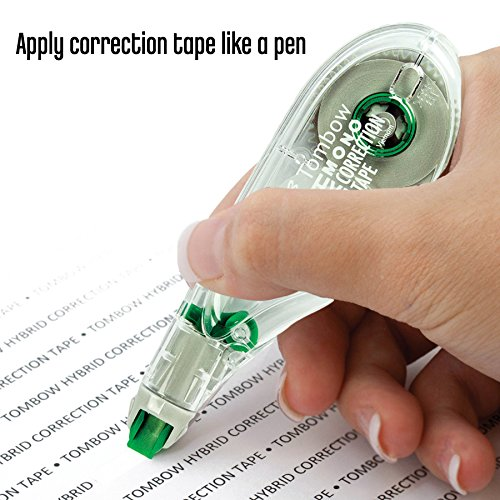 Tombow Mono Hybrid Correction Tape, 20-Pack by Tombow (Image #4)