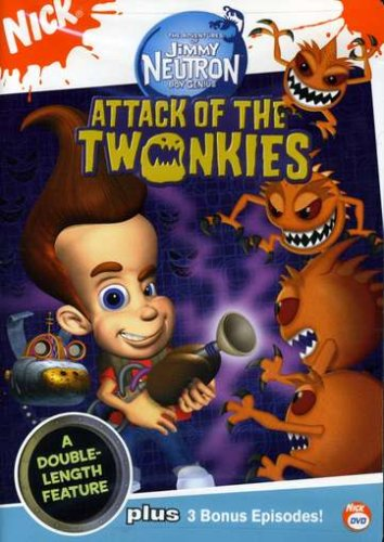 The Adventures of Jimmy Neutron - Attack of the Twonkies -