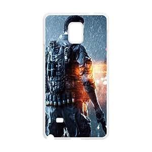Samsung Galaxy Note 4 Cell Phone Case White Battlefield 2 H2F1GL