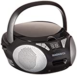 Magnavox MD6924 New CD Boombox - Black