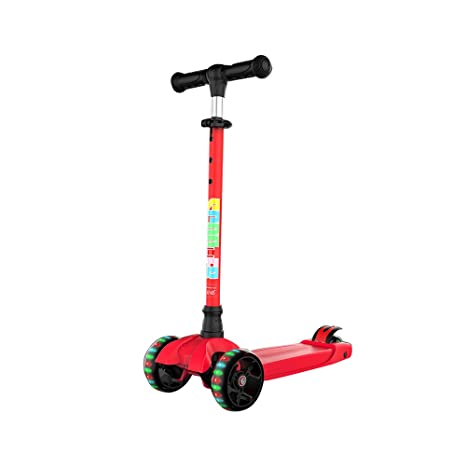 Scooter / Juguetes para Niños/Coche de Patinaje de Cuatro Ruedas y Cuatro Ruedas Can