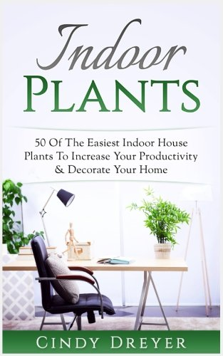 Indoor Plants: 50 Of The Easiest Indoor House Plants To Increase Your Productivity & Decorate Your Home