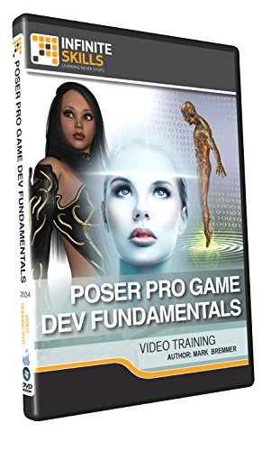 poser-pro-game-dev-fundamentals-training-dvd