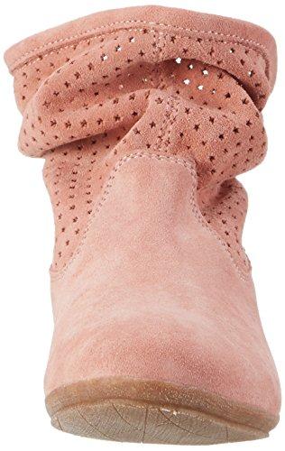 Mela Di Stivali Rosa Delle Donne Eden Bianca (l.pink)