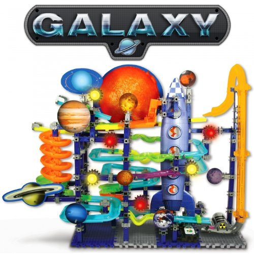 Learning Journey Techno Gears - The Learning Journey Techno Gears Marble Mania Galaxy 2.0 (400+ pcs)