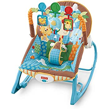 Pleasing Amazon Com Fisher Price Infant To Toddler Rocker Circus Machost Co Dining Chair Design Ideas Machostcouk