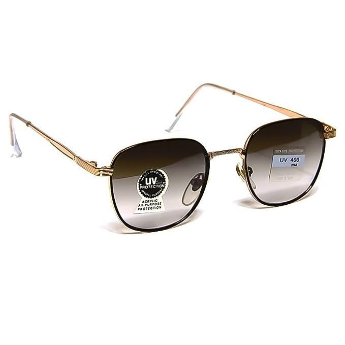 Gafas de sol Hippie - mod. BREAKING BAD Walter Reflejado ...