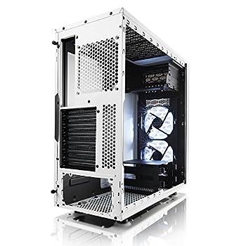 Fractal Design Fd-ca-focus-wt-w Atx Mid Tower Computer Case 6