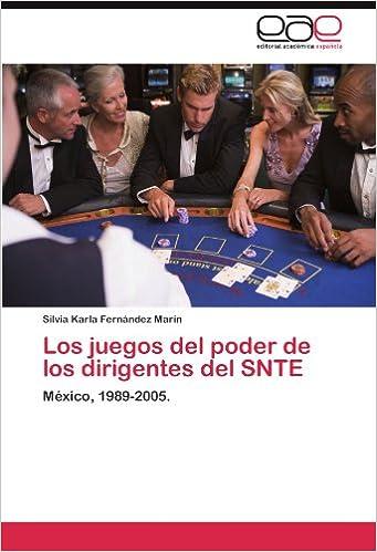 Buy Los Juegos del Poder de Los Dirigentes del Snte Book