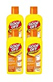 Goof Off Foam and Caulk Remover, 8-Ounce (4 Pack)