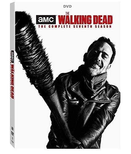The Walking Dead season 7 (DVD, 2017,5-Disc Set)