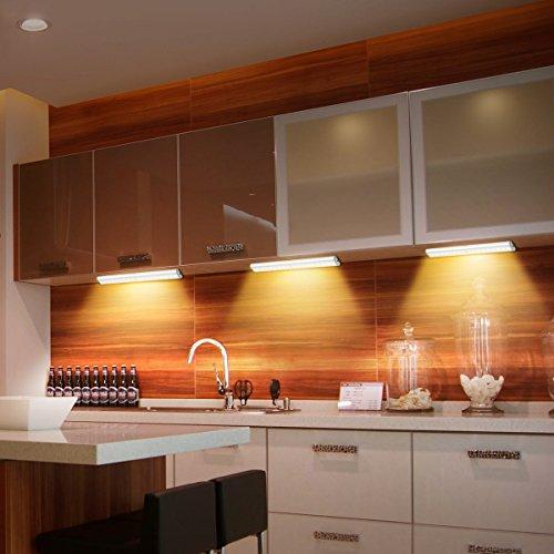 Add Undercabinet Lighting Existing Kitchen: Motion Sensor Light Wireless Cabinet Lights For
