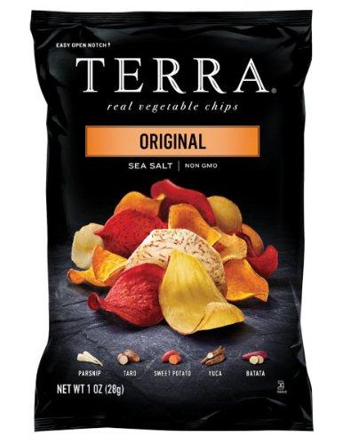 TERRA оригинал, морская соль, 1 унция (в упаковке 24)
