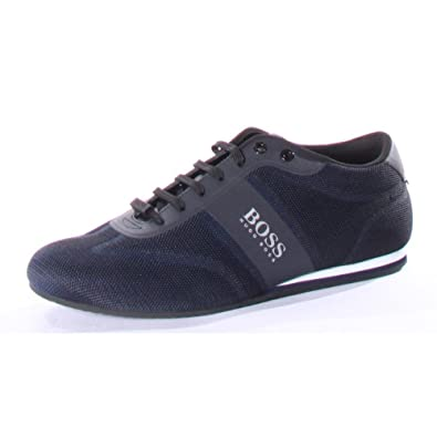 Mens Lighter_Lowp_Drive Low-Top Sneakers HUGO BOSS qfEgbP