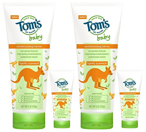 toms-of-maine-natural-baby-moisturizing-lotion-lightly-scented-6-ounce-with-bonus-1-ounce-pack-of-2