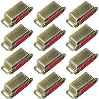 Magnetische deurvangst Jiayi 12 Stuks kabinet magneten 6kg RV kabinet vergrendelingen en vangsten geborsteld nikkel…