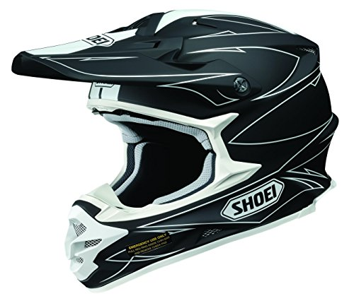 5 Off Road Helmet (Shoei Hectic VFX-W Off-Road Motorcycle Helmet - TC-5 / X-Large)