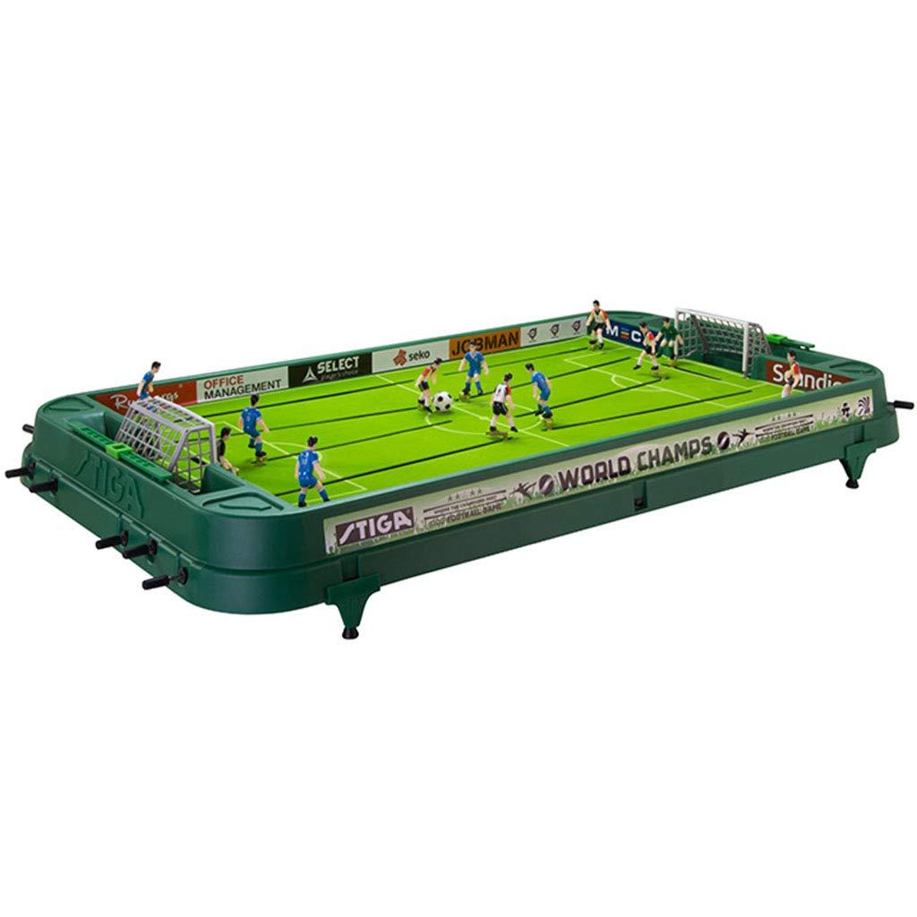親子卓球ゲーム 子供用テーブルサッカー パズルボードゲーム用玩具 子供向けの知的玩具の開発 屋内サッカー用スポーツ玩具 ダブルインタラクティブ玩具 (Color : Green, Size : 50*94*4.6cm) B07MDKDN6C Green 50*94*4.6cm