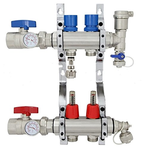 2 Branch Manifold Radiant Heating Adapters product image