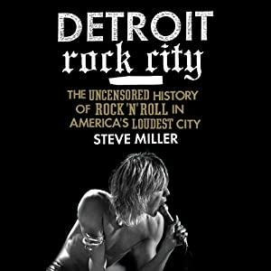 Detroit Rock City Audiobook
