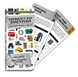 Emergency Bag Essentials (Swatchbook), Jason Charles and The American Preppers Network, 0770435165