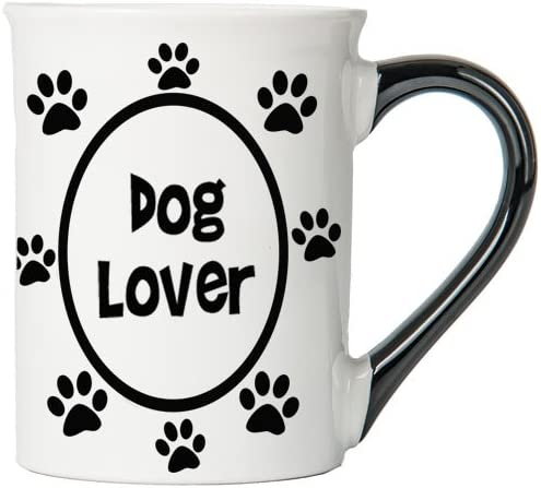 Dog Lover Mug, Pet Mug, Dog Coffee Cup, Ceramic Mugs, Custom Pet Gifts By Tumbleweed