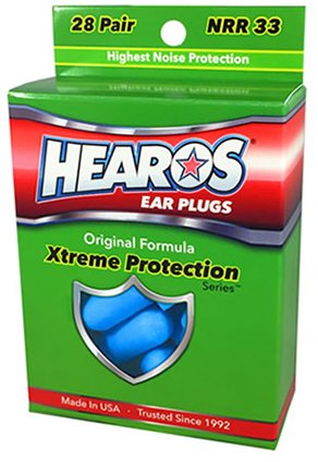 ear plugs case hearos - 1