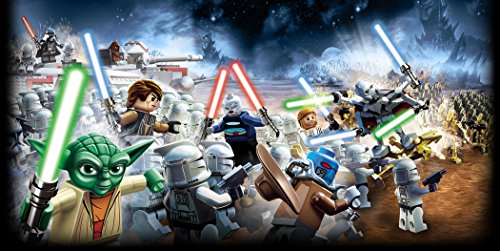 Lego Star Wars Poster - Poster Lego Star Wars Game (11 x 17)