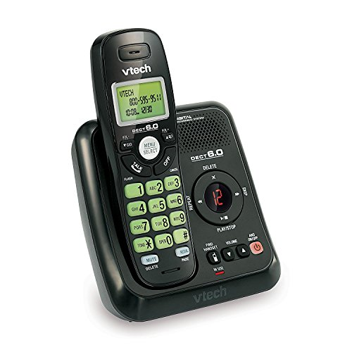 VTech VA17241BK Dect 6.0