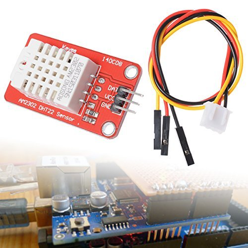 XCSOURCE DHT22 Digital Humidity AM2302 and Temperature Sensor Module For Arduino TE248