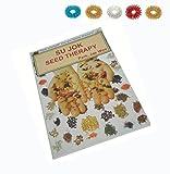 Prof.Park Jae Woo Su Jok Seed Therapy + Sujok Acupressure Rings Set of 5 Paperback Book