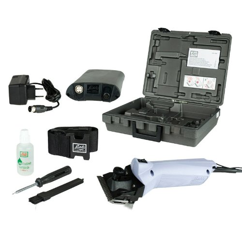 Lister Liberty Professional Cordless With Battery System Cattle Clipper