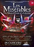 Les Miserables-25th Anniversar [Reino Unido] [DVD]