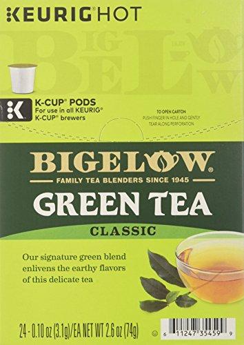 Bigelow Green Tea K-Cup for Keurig Brewers, 96 Count by Bigelow Tea (Image #4)
