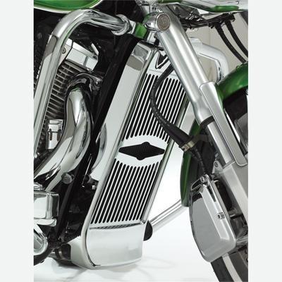 Show Chrome Accessories 55-145A Celestar Radiator Grille