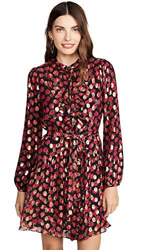 SALONI Women's Tilly Ruffle Dress
