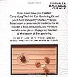 The Mini Zen Gardening Kit