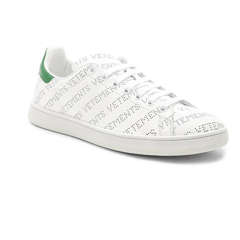 (ヴェトモン) VETEMENTS メンズ シューズ靴 スニーカー Perforated Leather Sneakers [並行輸入品] B07F78TYYR